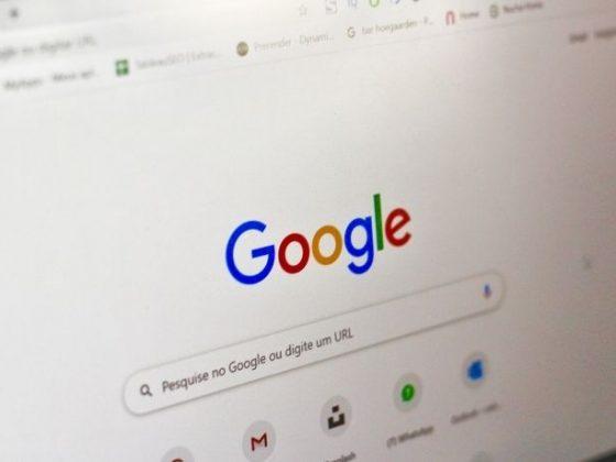 La foto mostra la pagina SERP di Google