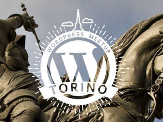 logo meetup wordpress torino