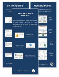 visualizzazione di infografiche data analytics da scaricare